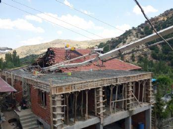 Afyonkarahisar'da beton mikseri faciası: 1 ölü, 2 yaralı