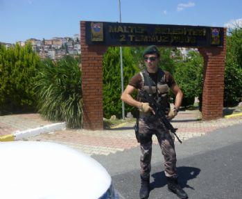 İstanbul'da parklar ve kıraathanelere polis baskını