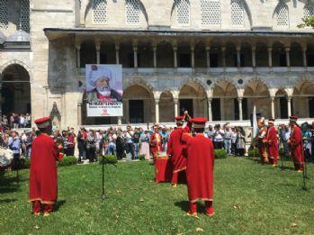 Mimar Sinan, vefatının 429'uncu yılında Fatih'te anıldı