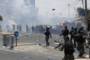 Kudüs'te ölü sayısı 3'e yükseldi