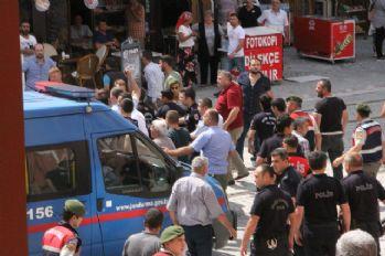 Halk otobüsündeki askerlere saldıranlar için karar çıktı
