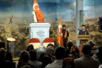 Kıbrıs Barış Harekatı şehidi Cerrah anıldı