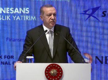 Erdoğan'ın Erzurum Kongresi'nin 98. yıl dönümü mesajı