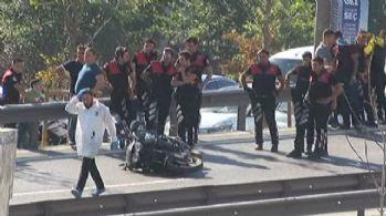 Bayrampaşa'daki kazada şehit polis sayısı 2'ye yükseldi