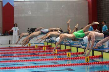Yüzmede olimpiyat rekoru