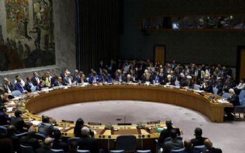 3 ülkeden BM Güvenlik Konseyi'ne acil toplanma çağrısı