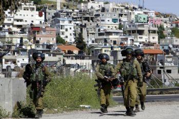 İsrail'den Batı Şeria'ya askeri sevkiyat