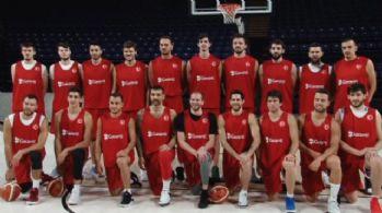 A Milli Erkek Basketbol Takımı İtalya'ya gitti
