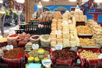 Yöresel lezzetler Tekirdağ'da buluştu