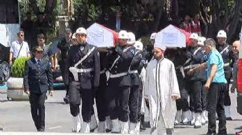 Bayrampaşa şehitleri için İstanbul Emniyeti'nde tören