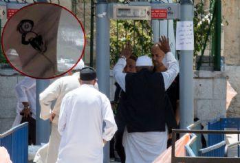 İsrail şimdi de güvenlik kameraları yerleştirdi