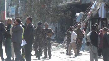 Afganistan'da bombalı saldırı: 35 ölü