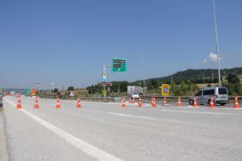 Çalışmalar başladı: 1 ay trafiğe kapalı