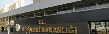 Dışişleri'nden Kabil'deki terör saldırısına kınama