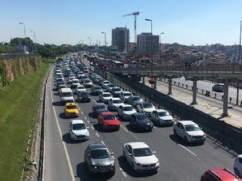 İstanbul'da 37 bin 271 sürücüye ceza