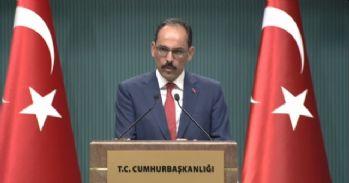 Cumhurbaşkanı Erdoğan'ın körfez ziyaretine ilişkin açıklama