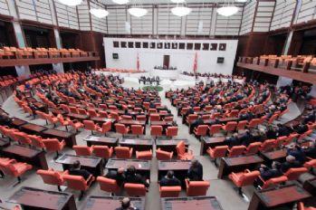 Meclis'te iç tüzük görüşmeleri başladı