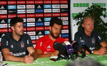 'Bu sezon Süper Kupa'yı mutlaka kazanmak istiyoruz'