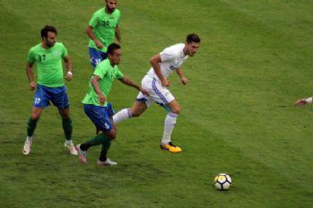 Karabükspor, hazırlık maçlarında göz dolduruyor