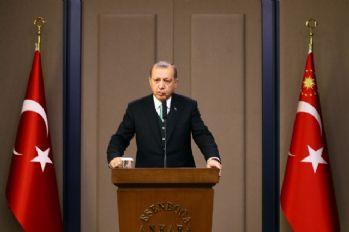 Cumhurbaşkanı Erdoğan'dan Mescid-i Aksa çağrısı
