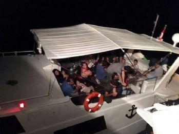 113 göçmen son anda kurtarıldı