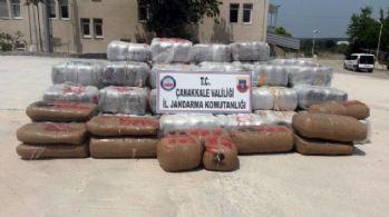 Uyuşturucu tacirlerine ağır darbe: 1.5 ton !