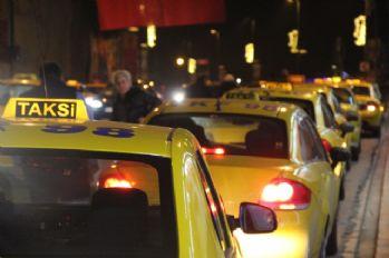 İstanbul'da 'İtaksi' uygulamasına başlandı