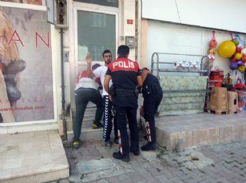 İstanbul Ataşehir'de helikopter destekli operasyon