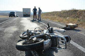 Aksaray'da feci kaza: 1 ölü
