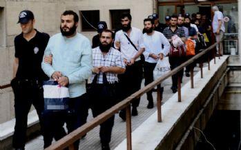 DAEŞ operasyonunda 12 tutuklama