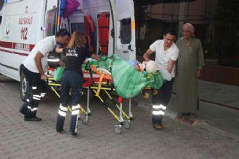 PYD'nin döşediği EYP infilak etti: 2 yaralı