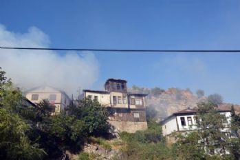 Ankara'da yangın: 4 yaralı