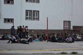 Tokat'ta yakalandılar: Tam 82 kişi!