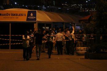 Karaköy'deki şüpheli çantanın sahibinden ilginç tepki