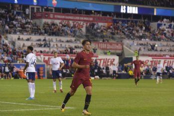 Cengiz Ünder Roma kariyerine golle başladı