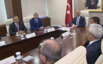 HSK, Bakan Gül başkanlığında toplandı