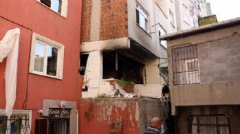 İstanbul'da doğalgaz patlaması: 1 yaralı