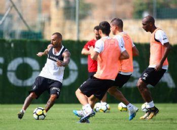 Beşiktaş İspanya'da hazırlıklarını sürdürüyor