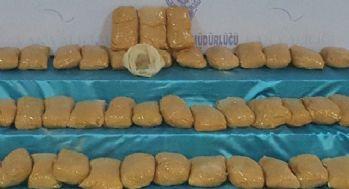 Sakarya'da 200 kilogram eroin ele geçirildi