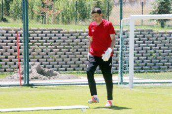 Ali Tandoğan, Şanlıurfaspor ile ilk antrenmanına çıktı