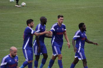 Karabükspor'dan gol yağmuru