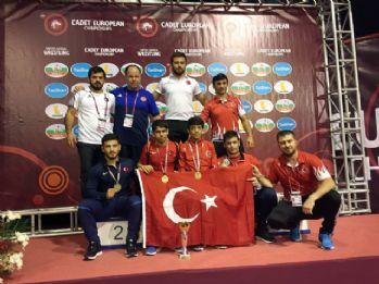 Türkiye Avrupa Üçüncüsü oldu