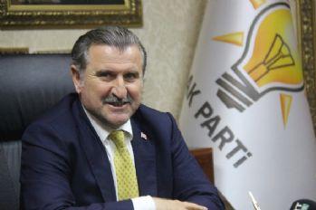 'AK Parti'de sen-ben yok, biz varız'