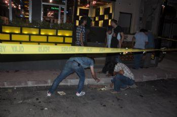 Osmaniye'de kafeye silahlı saldırı: 1 ölü