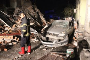 Lokantada patlama: Ortalık savaş alanına döndü