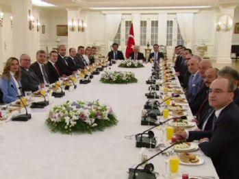 'Başbakanla iyi bir toplantı yaptık'