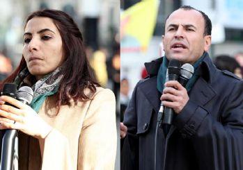 HDP'li Sarıyıldız ve Hezer'in vekillikleri düşürüldü