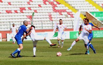 Türkiye 4 golle finale yükseldi