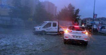 AFAD'dan Marmara'ya yağış uyarısı
