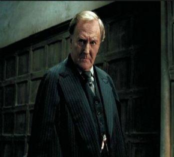 Harry Potter'ın 'Sihir Bakanı' hayatını kaybetti